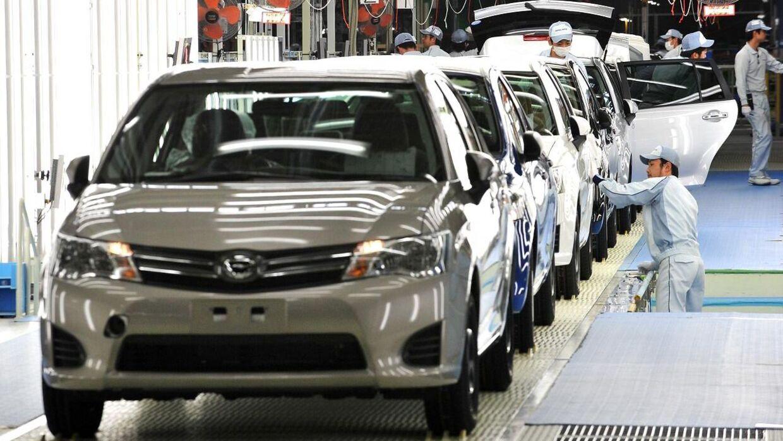 Toyota Corolla var i 2016 (igen) den mest sælgende bil.