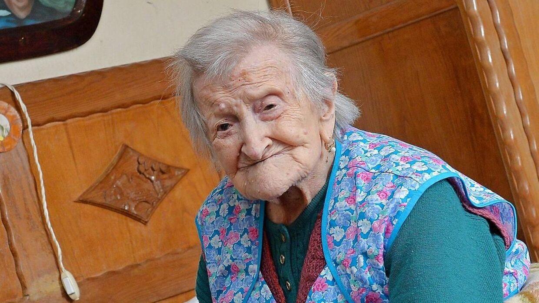 Emma Morano blev 117 år gammel.