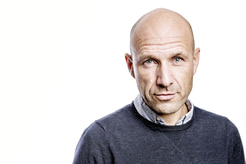 Adam Holm, tidl. studievært på Deadline på DR, forfatter, historiker og er ny klummeskribent på BT.