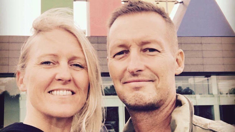 Tine Bjørneboes mand og far til parrets børn døde for få måneder siden af kræft. For fire dage siden blev familien udsat for indbrud, hvor tyvene stjal genstande med uvurderlige minder.