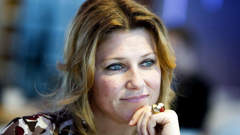 Den norske prinsesse Märtha Louise. ARKIVFOTO.