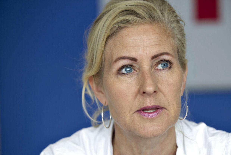 EU-ekspert og lektor fra Københavns Universitet, Marlene Wind.