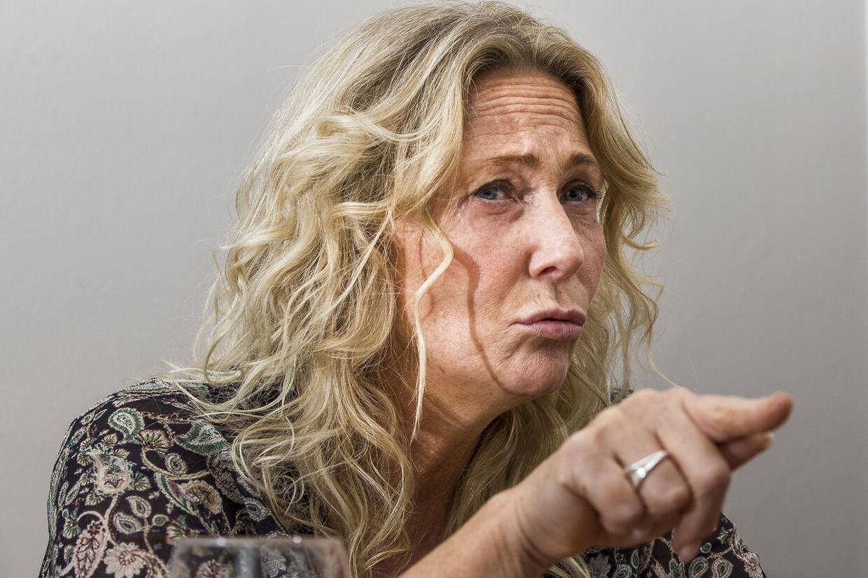 Rikke Karlsson forlod i sin tid Dansk Folkeparti og blev løsgænger efter uoverensstemmelser med Morten Messerschmidt. Foto: Erik Luntang