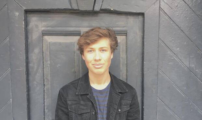 17-årige Marcus Lissau.
