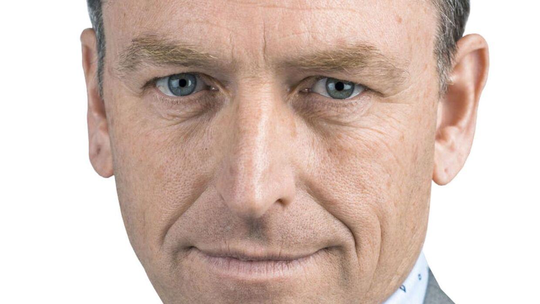 Jens Grund Chefredaktør på Berlingske Jens Grund