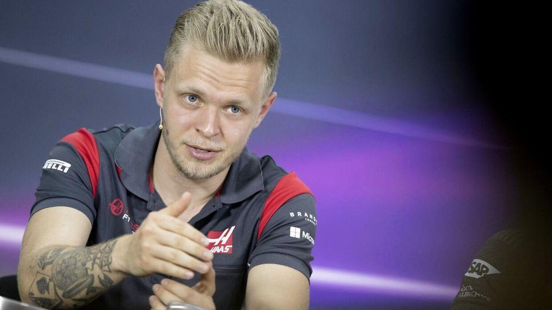 Kevin Magnussen måtte udgå tidligt i sidste weekends løb i Bahrain. Nu ser Haas-holdet frem mod Sochi-banen i Rusland.