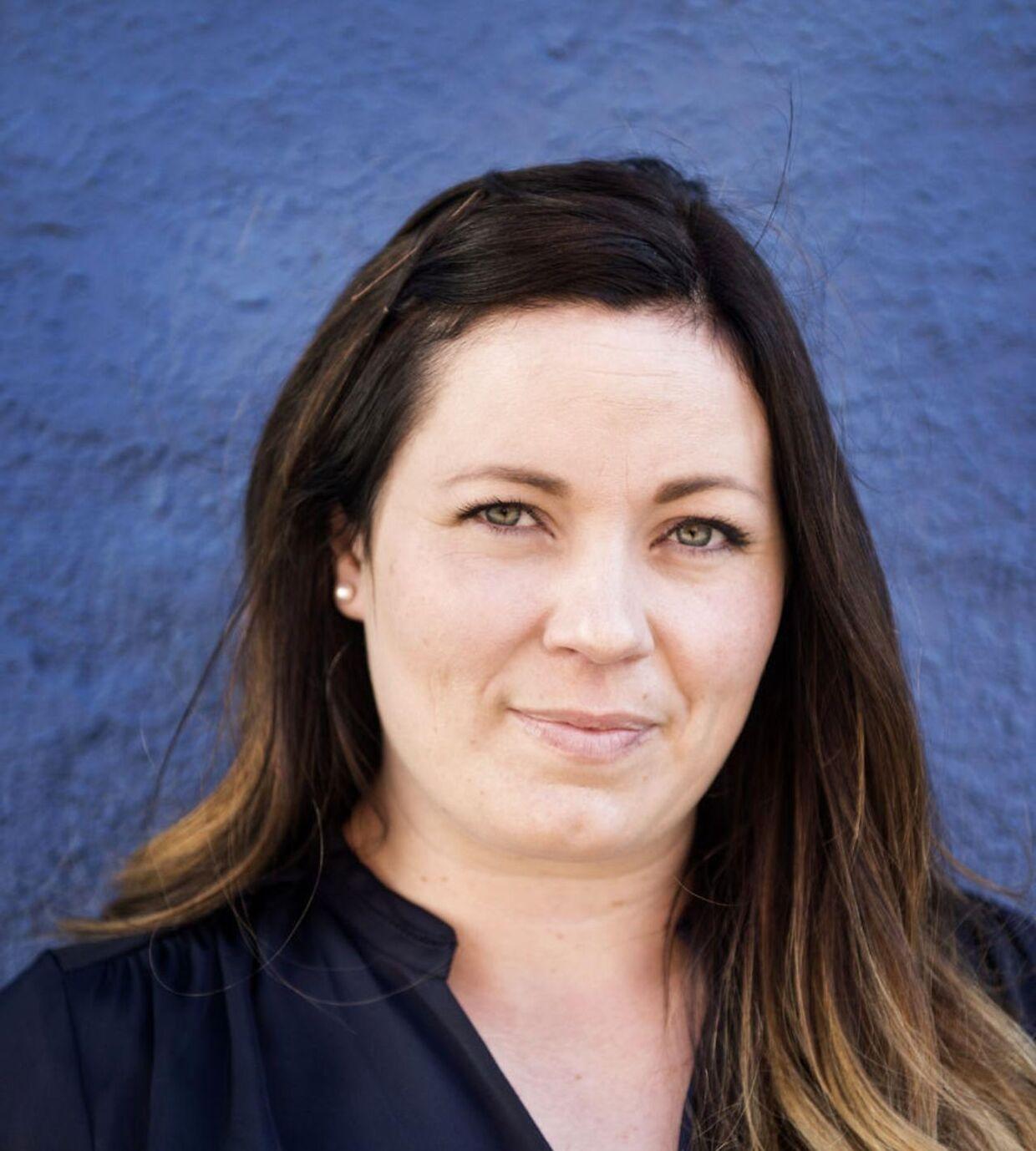 Mia Hinrich, direktør og vurderingsekspert hos Nyfortuna - Danmarks eneste pantelåner