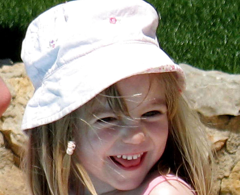 Dette billede blev taget 3. maj 2007. Senere samme dag forsvandt den knap fire-årige Madeleine McCann fra sine forældres ferielejlighed på Algarve-kysten. Det er et af de sidste billeder, der blev taget af Madeleine.