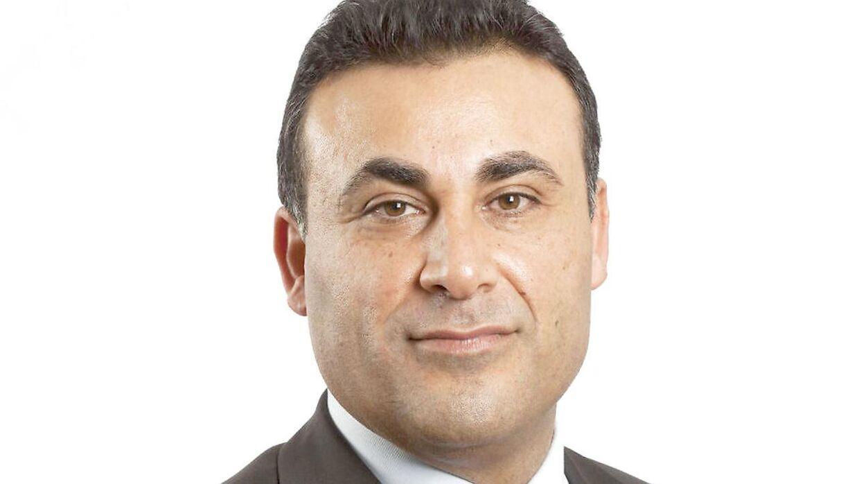 Naser Khader, politisk kommentator på BT.