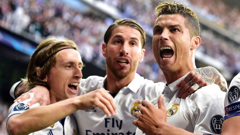 Real Madrid er forsvarende Champions League-mester