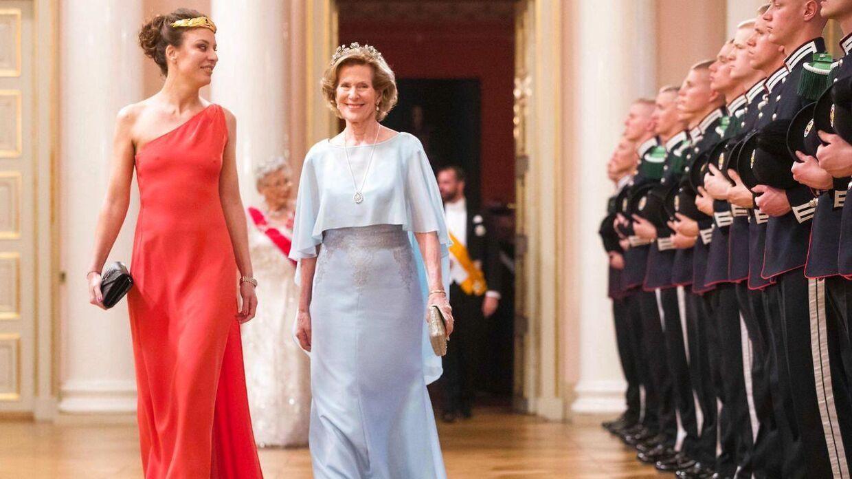 Desirée Kogevinas og Madeleine Kogevinas fra Sverige.