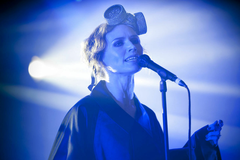Nina Persson I Bremen Fin Intim Melankolsk Pop Rock Cabaret