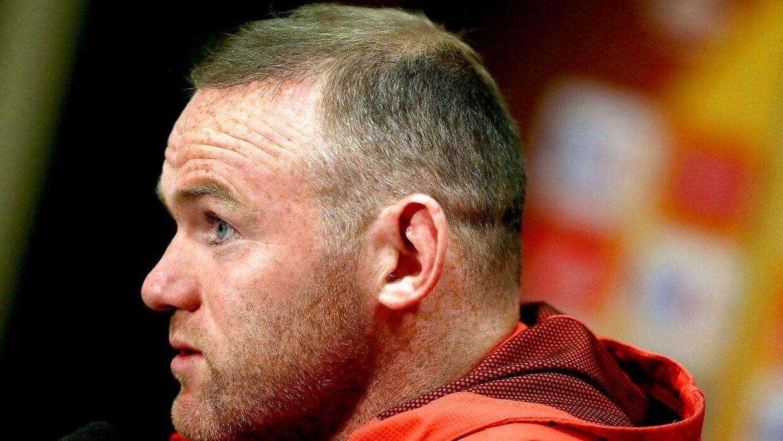 Wayne Rooney: »I denne sæson har jeg ikke spillet så meget, som jeg gerne vil, men sådan er det gået. Jeg har forsøgt at hjælpe holdet på og uden for banen og hjælpe os til at vinde.«