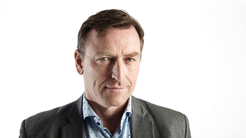 Jens Grund, chefredaktør for BTMX