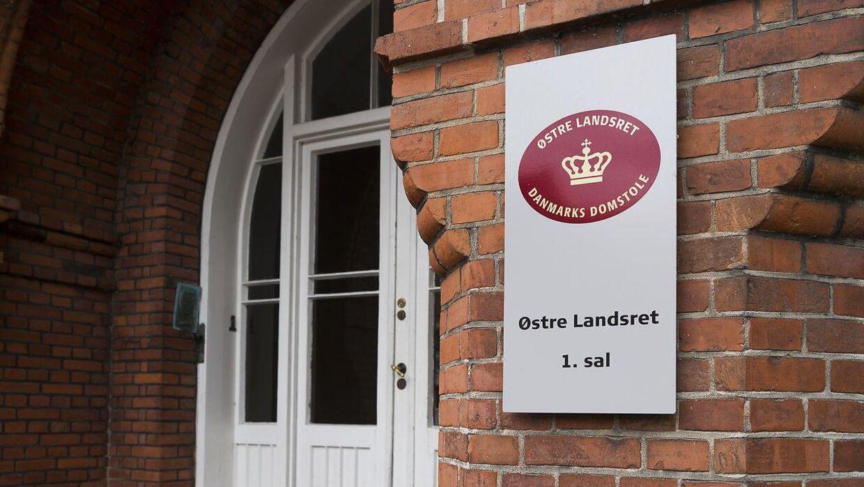 Østre Landsrets afdeling i Nykøbing Falster.