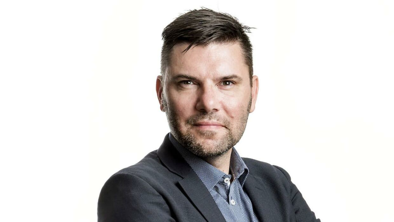 Mads Fuglede, onsdagskommentator i BT.