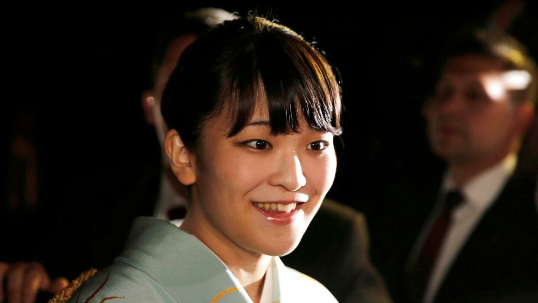 Den japanske prinsesse Mako skal giftes borgerligt og mister dermed sin status som kejserlig.