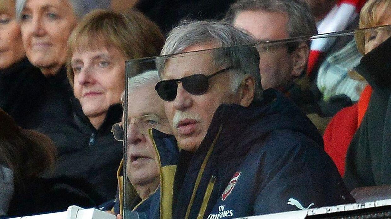 Arsenal-ejer Stan Kroenke kan være på vej ud af klubben.