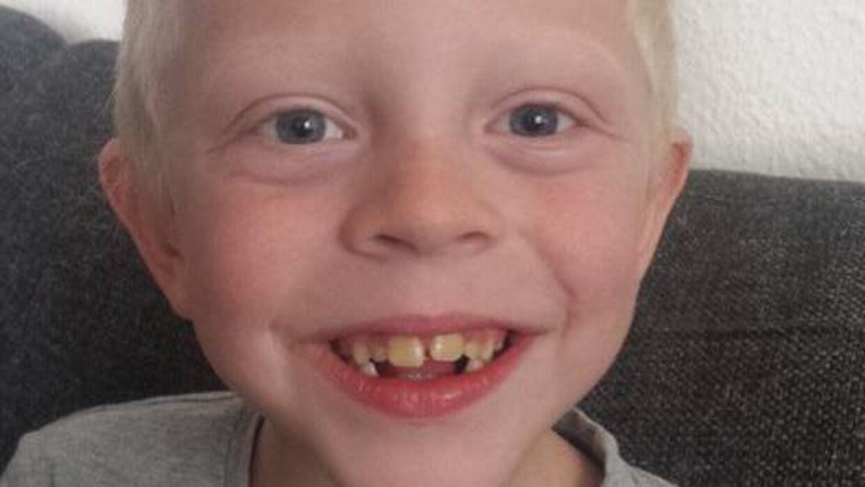 Jonas Esbjeerg Krogh er syv år og har ingen venner på trods af utallige forsøg på at få nogen.