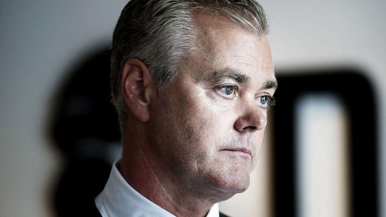 CEO i Nets, Bo Nilsson.