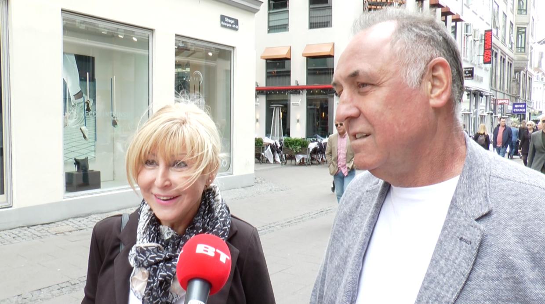 56-årige Eva Kalinowski og 64-årige Richard Kalinowski er gift og har været sammen i 30 år.