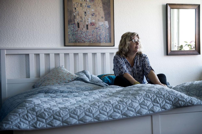 Mette Skou Møller har fået Alzheimers i en alder af bare 52 år. Hendes far havde det også.