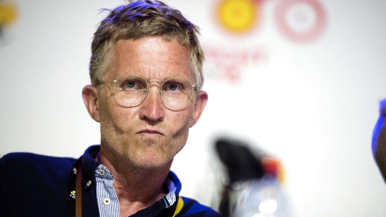 Brian Holm, sportsdirektør på Etixx-Quick Step, er en fast del af BT Sportens debatpanel.