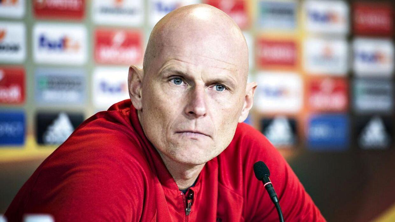 Ståle Solbakken kender ikke MSK Zilina ret godt endnu, men det er et hold, FCK skal slå, siger nordmanden.