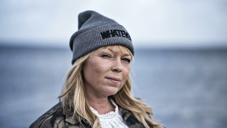 Portræt af Didde på Dragør Havn den 21. februar 2017.. (Foto: Ida Guldbæk Arentsen/Scanpix 2017)