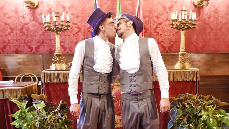 homoseksuel samling