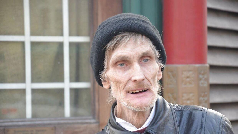 64-årige Lasse Jensen var blandt de fire personer med handicap, der har sagsøgt staten for at få retten til at stemme ved folketingsvalg tilbage. Det lykkedes ikke i landsretten (Foto: Thomas Hee/Scanpix 2017)