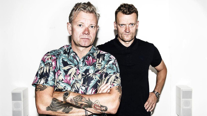 Casper Christensen og Frank Hvam udkommer i år med deres nye film, Klovn Forever.