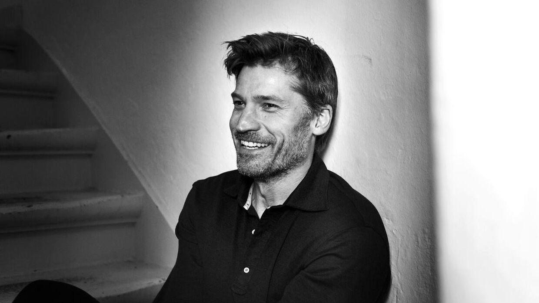 Den danske stjerneskuespiller Nikolaj Coster-Waldau pryder forsiden af den nyeste udgave af det verdenskendte Time Magazine.