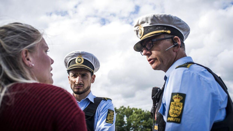 Midt- og Vestsjællands Politi efterforsker seks anmeldelser om voldtægt efter årets Roskilde Festival.