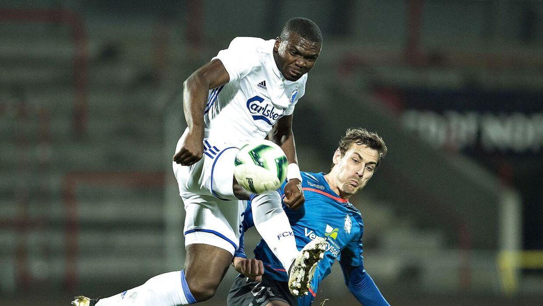 Jores Okore er skiftet til AaB.