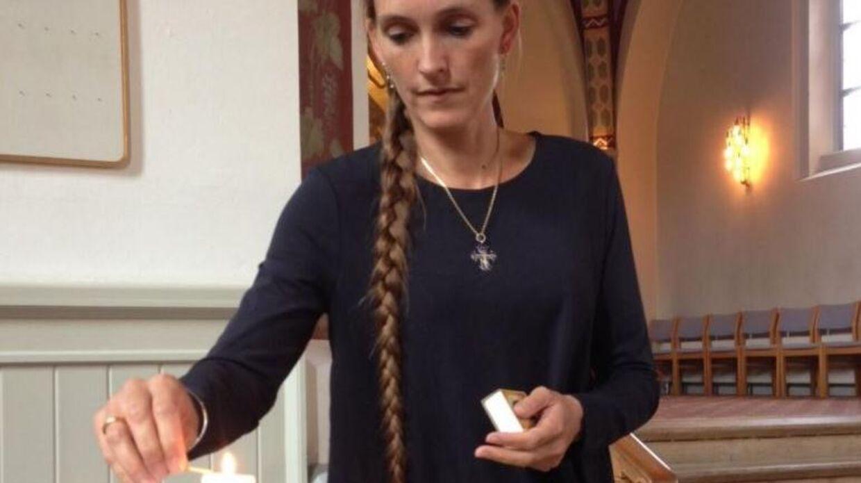 Sognepræst Anna Helleberg Kluge.