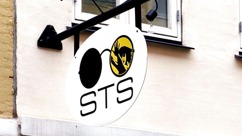 STS med kontor i Klosterstræde i København.