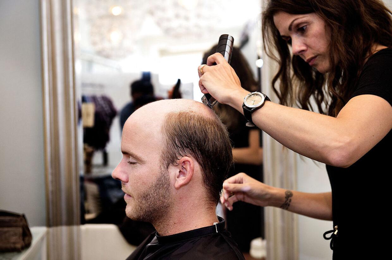 nyt hår til mænd