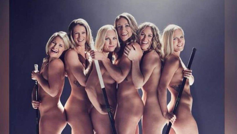 nøgne sportskvinder