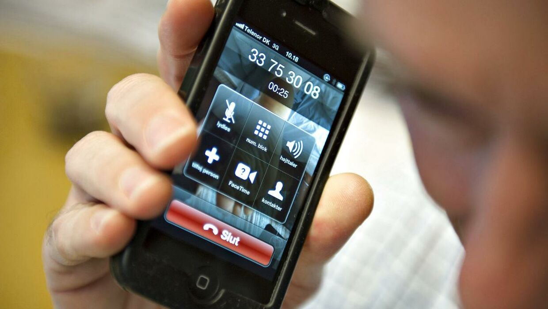 Ulovlige opkald fra telefonsælgere er et stort og stigende problem, lyder det det fra Forbrugerombudsmanden.