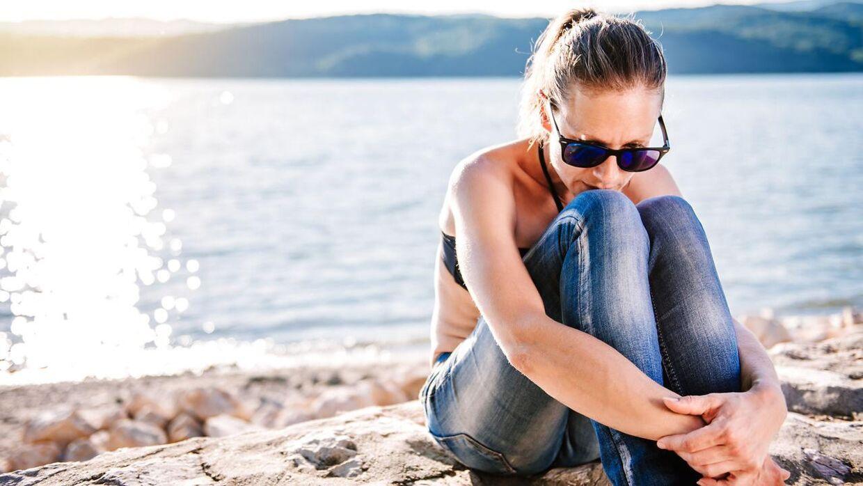 Sommerferien kan let ende med uindfriede håb og forventninger, og det kan føre til en såkaldt sommerdepression. Arkivfoto