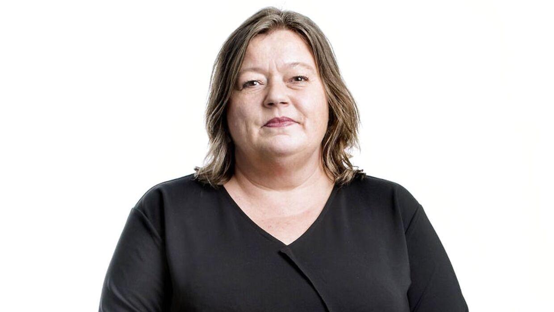 Mette Gjerskov, medlem af Folketinget for Socialdemokratiet og formand for Folketingets tværpolitiske netværk for retten til egen krop.