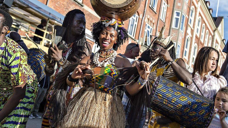 Arkivfoto (Aalborg karneval).