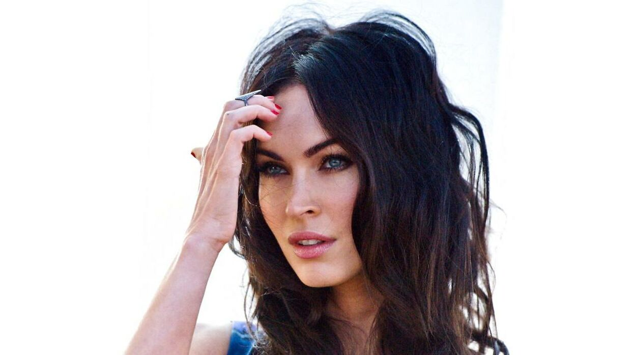 Arkivfoto. Megan Fox.