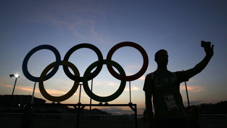OL blev senest holdt i Rio.