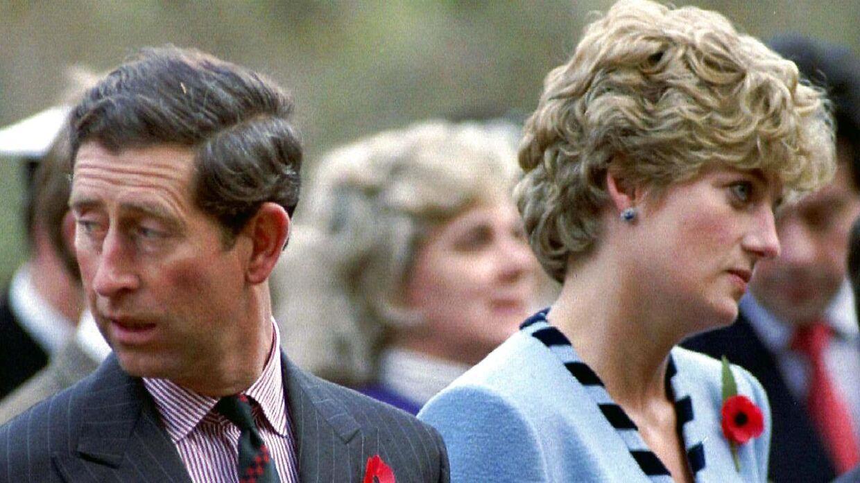 Prinsesse Diana tabte tilsyneladende de sidste følelser for sin mand, efter hans første kommentar om sin nyfødte søn, Harry i 1984. Billedet her er fra 1992.