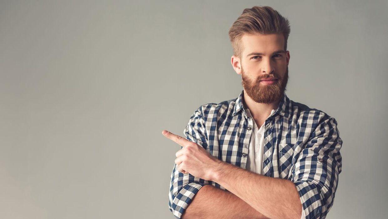 hvor hurtigt vokser skæg