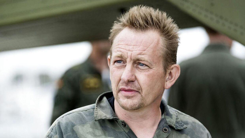 Ubådskaptajn Peter Madsen blev anholdt og sigtet for drab fredag. Nu er han varetægtsfængslet, sigtet for uagtsomt manddrab.