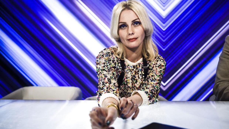 Mette Lindberg blev dommer i X Factor i 2016