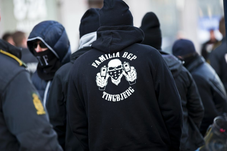 Ni bandefolk fra Loyal to familia blev fredag fremstillet i grundlovsforhør i Københavns Byret.